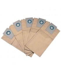 Мешки бумажные DeWalt (5шт), (для D27900) фото