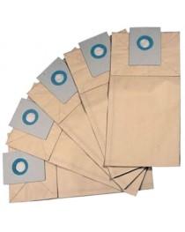 Мешки бумажные DeWalt (5шт), (для D27901, 27902) фото
