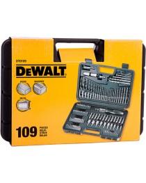 Набор принадлежностей DeWalt DT0109-QZ (109шт) фото