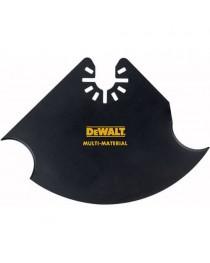 Насадка-нож DeWalt Multi Material 100мм для мультирезака, по мягким материалам фото