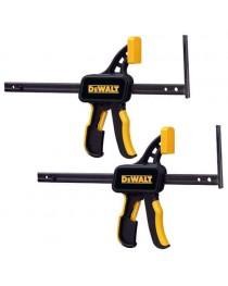 Струбцина DeWalt для направляющей шины, DWS 5021, DWS 5022, DWS 5023, 2шт. фото