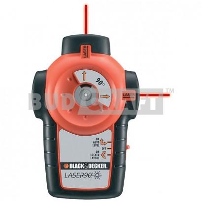 Лазерный уровень Black&Decker LZR5 фото