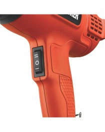 Термовоздуходувка Black&Decker KX1650 фото