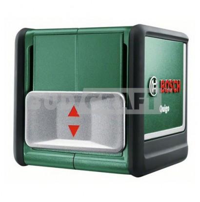 Лазерный нивелир Bosch Quigo III / В комплекте с держателем MM2 / 0603663521 фото