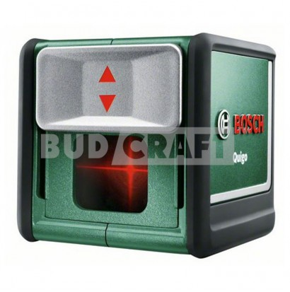 Лазерный нивелир Bosch Quigo III / В комплекте с держателем MM2 / 0603663521
