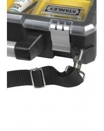 Органайзер для принадлежностей Stanley XL (492 x 110 x 431мм) пластмасс, с алюминиевой ручкой, профессиональный фото