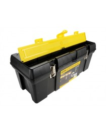 Ящик для инструментов с лотком для уровня Stanley 1-92-850 / 659 x 272 x 260 мм