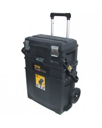 Тележка инструментальная (ящик для инструментов) на колесах Stanley FatMax® Mobile Work Station Cantilever 1-94-210 / 549 x 413 x 733 мм фото