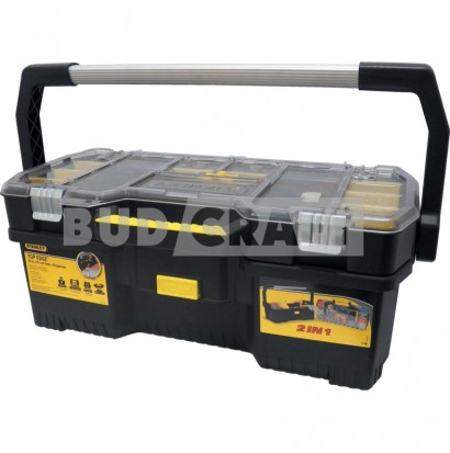 Ящик для инструментов со съемным органайзером Stanley 1-97-514 / 670 x 323 x 251 мм