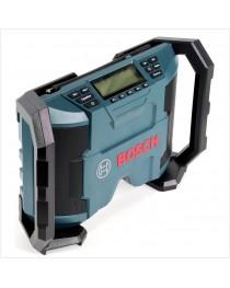 Радиоприемник Bosch GML 10, 8 V-LI Professional / 0601429200 фото