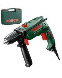 Дрель ударная Bosch PSB 5000 RE БЗП / Кейс / 0603127026 фото