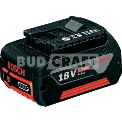 Аккумулятор Bosch 18 В 5 Ah Li-Ion / 1600A002U5