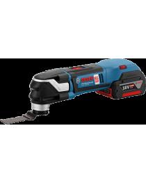 Многофункциональный инструмент Bosch GOP 18V-28 Professional / 06018B6002 фото