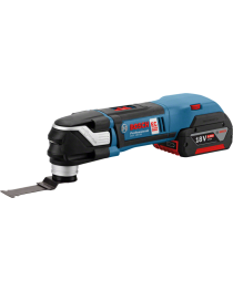Многофункциональный инструмент Bosch GOP 18V-28 Professional / 06018B6003 фото