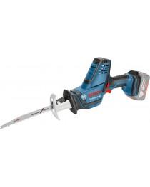 Аккумуляторная ножовка Bosch GSA 18 V-LI C Professional / L-Boxx каркас / 06016A5001 фото