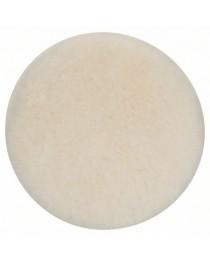 Тарелка шерстяная Bosch диаметр 170мм фото