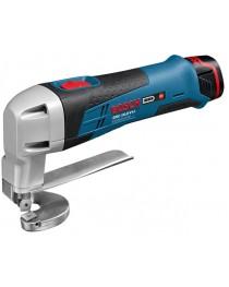 Аккумуляторные ножницы по металлу Bosch GSC 10, 8 V-Li Professional / 0601926105 фото