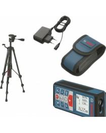Лазерный дальномер Bosch GLM 80 Professional / + штатив BS 150 / 06159940A1 фото