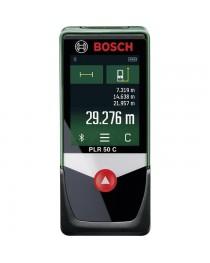 Лазерный дальномер Bosch PLR 50 C / 0603672220 фото