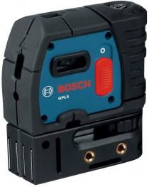 Точечный лазер Bosch GPL 5 Professional / 0601066200 фото