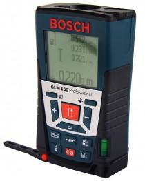 Лазерный дальномер Bosch GLM 250 VF Professional / + BS150 / 061599402J фото