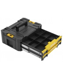 Ящик для инструментов системы TSTAK IV DeWalt DWST1-70706 / 440 x 314 x 176 мм фото