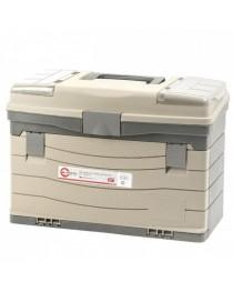 Ящик для принадлежностей Intertool BX-4017 (435 х 235 х 30мм) пластмасс, многофункциональный фото