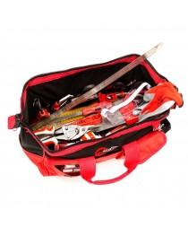 Сумка для инструментов Intertool BX-9004 / 610 x 270 x 400 мм / 26 отделений фото