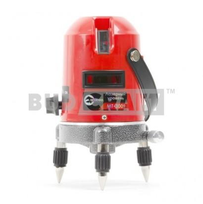 Лазерный уровень Intertool MT-3009, 2 лазерные головки фото