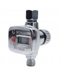 Регулятор давления с цифрововым манометром Intertool PT-1424 фото