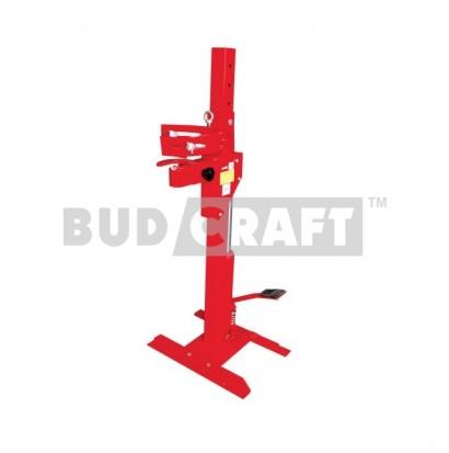 Съемник пружин гидравлический Intertool GT1701 стационарный