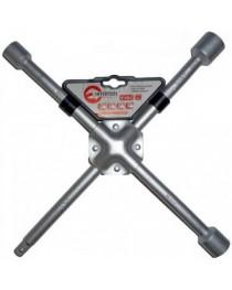 Ключ баллонный крестовой Intertool HT-1604 фото