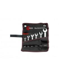 Набор ключей рожковых Intertool XT-1101 фото