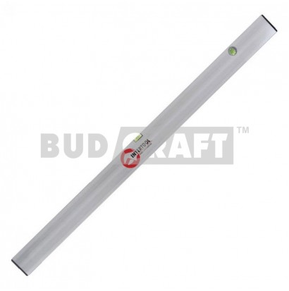 Правило-уровень Intertool MT-2130 (300см, 2 капсулы) алюминий, с ручками
