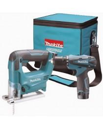 Набор инструментов аккумуляторных Makita DK1475 фото