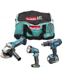 Набор инструментов аккумуляторных Makita DK1882 фото
