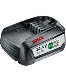 Аккумулятор Bosch 14,4 В Li-Ion / 2,5 Аh / PBA 14,4 / 1607A3500U