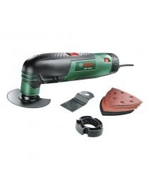 Многофункциональный инструмент Bosch PMF 190 E Multi Set / 0603100521 фото