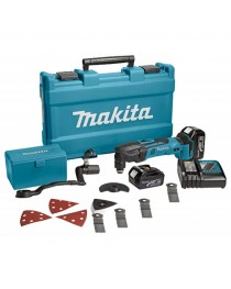 Многофункциональный инструмент Makita BTM50RFEX4 фото
