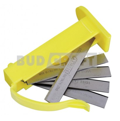 Набор ножей для торцевого рубанка RB5 Stanley / 50 мм / 5 шт