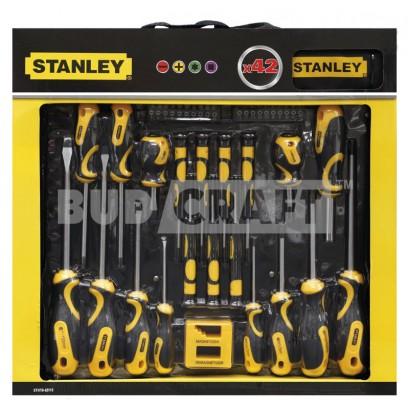 Набор отверток (42 шт.) Stanley STHT0-62113