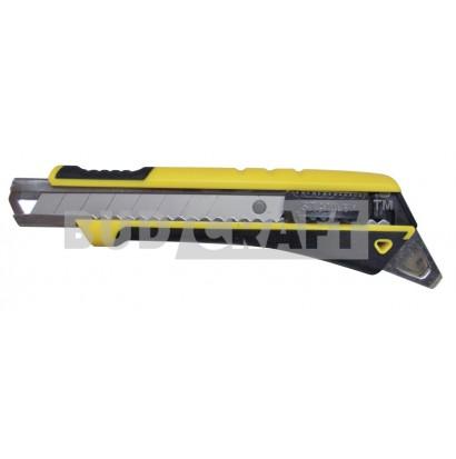 Нож с самофиксирующимся лезвием Stanley / 170 мм / 18 мм