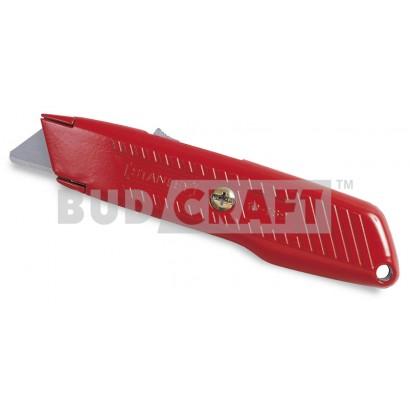 Нож с выдвижным лезвием c возвратной пружиной Stanley / 155 мм / 19 мм