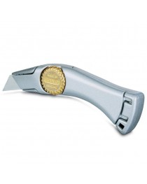Нож металлический с трапециевидным лезвием Stanley TITAN FB 2-10-550 / 175 мм