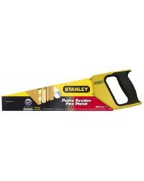 Ножовка универсальная с закаленными зубьями Stanley 1-20-002 / Длина полотна 380 мм фото