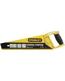 Ножовка по дереву с закаленными зубьями  Stanley OPP / Длина полотна 380 мм фото