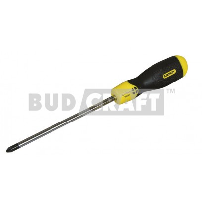 Отвертка Stanley Cushion Grip SL8x150мм (0-64-921)
