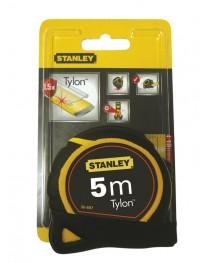Рулетка 5 метров Stanley TYLON™ 0-30-697 / Ширина полотна 19 мм фото