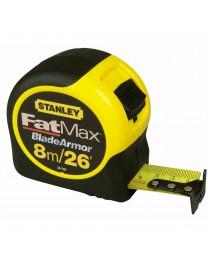 Рулетка Stanley FatMax Blade Armor 8м фото