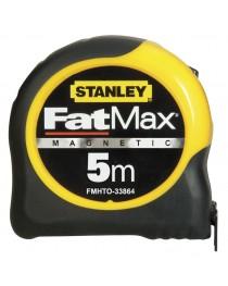 Рулетка магнитная 5 метров Stanley FatMax® Blade Armor FMHT0-33864 / Ширина полотна 32 мм фото